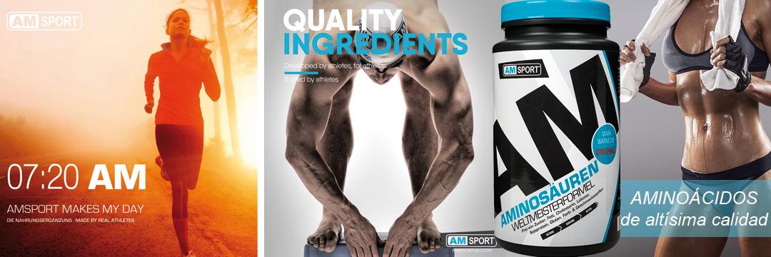 Aminoácidos de AMSPORT