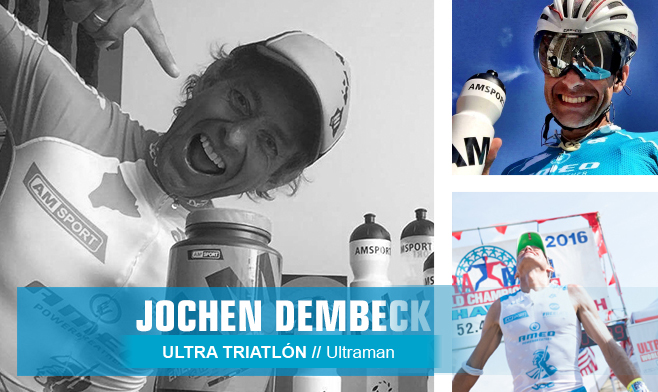 Jochen Dembeck - ultra triatlón